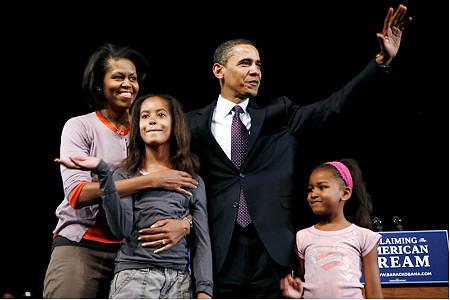 obama-family